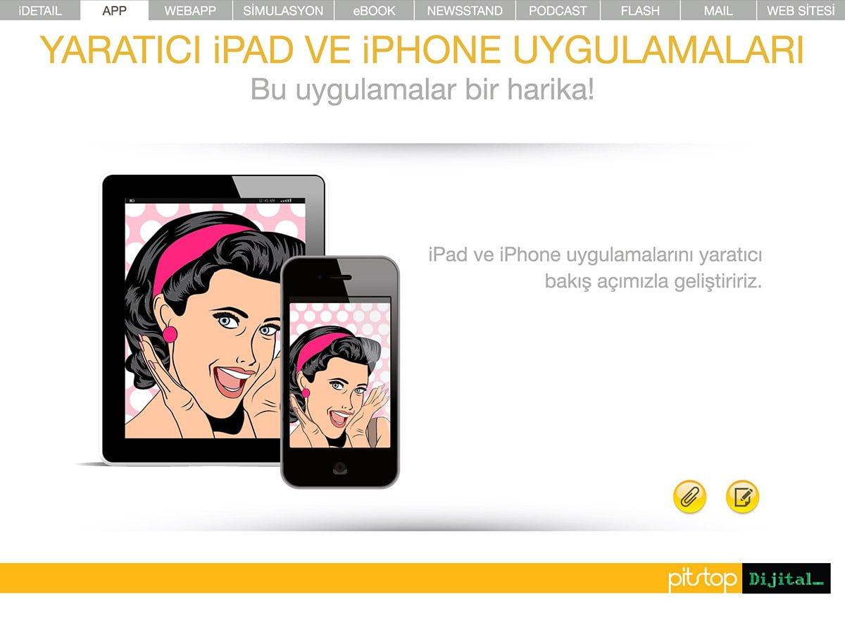 iphone ve ipad uygulamaları