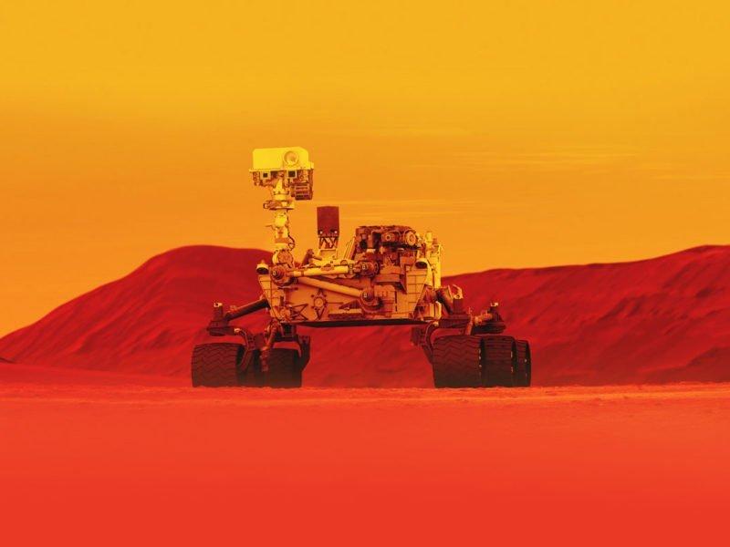 MARS'A MARŞ MARŞ