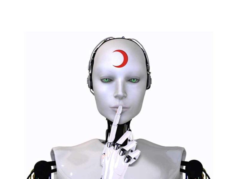 Robotlarla hasta ve yaşlı bakımı